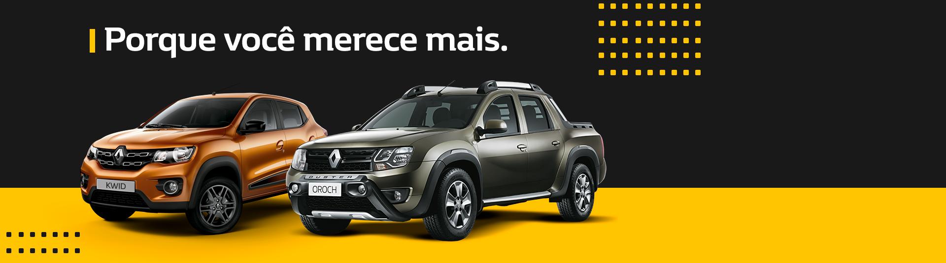 Garanta seu Renault Zero