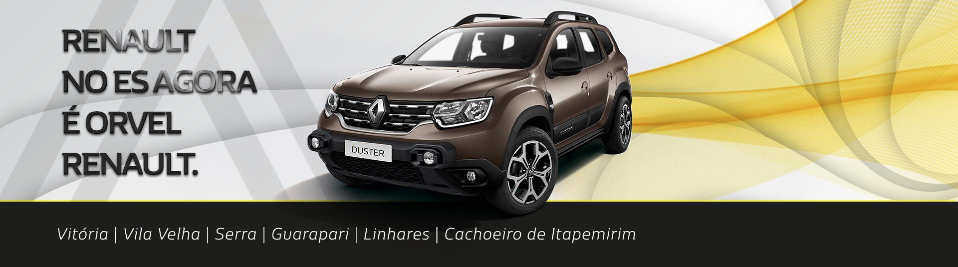 Renault agora é Orvel